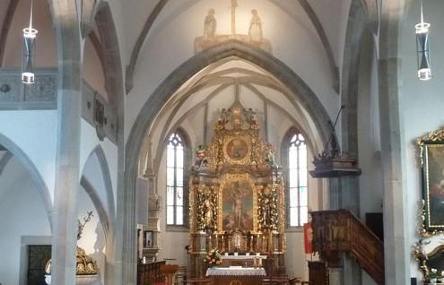 Pfarrkirche Waldhausen
